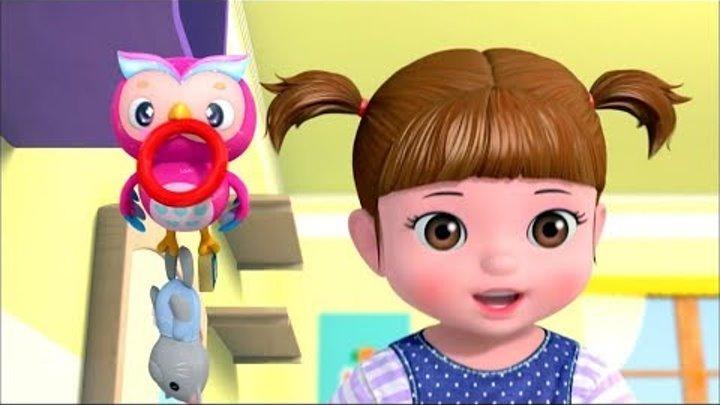 Детские песенки - Конгсуни: Порядок + Динозавр - Новые мультики для детей и малышей (рифмы, потешки)