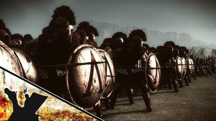 Total War Rome 2 Parthia vs Sparta Machinima