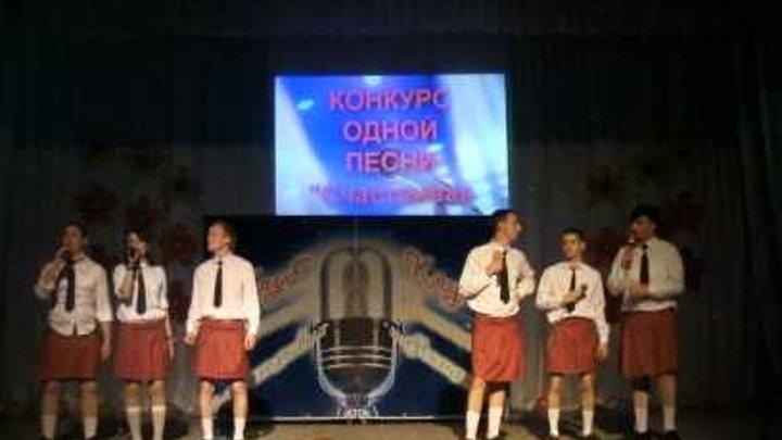 """[Финал ОЛ КВН ПГУ 2012-13] КОП """"Эпатаж"""""""