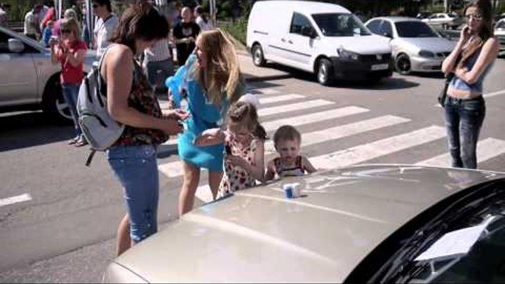 Арт Терапия на колёсах 2012 серия 1 .mov