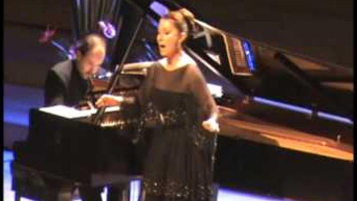 """Je veux vivre"" de Romeo et Juliette - Monserrat Martí (soprano) y Ricardo Estrada (Pianista)"