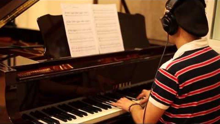 Manuk Ghazaryan Trio feat Siranush (RUSSIA) - Sandi Erg // Tsovits Tsov contest 2014