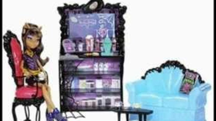 Monster High New Dolls Playsets and more 2012