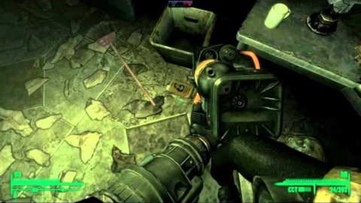 """21 Fallout 3 - """"Новости Галактики - Большие Проблемы В Большом Городе - Украденная Независимость"""""""