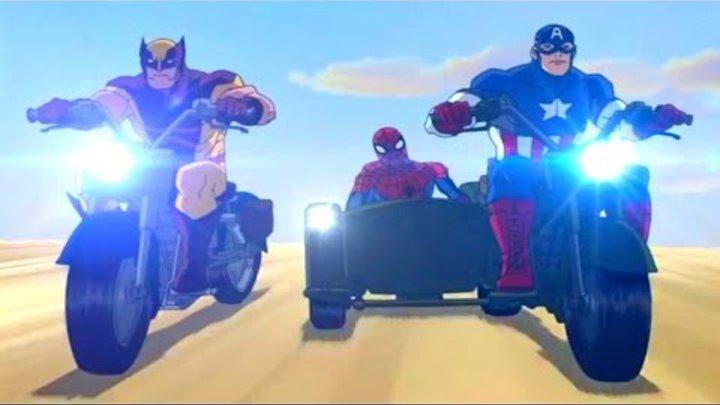 Великий Человек-паук - Игра закончена - Сезон 2 Серия 20