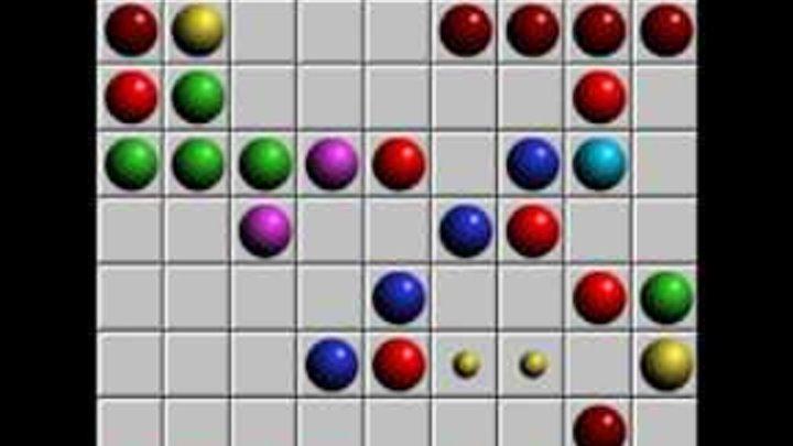 Игра в шарики Линии 98 (Цветные Линии)