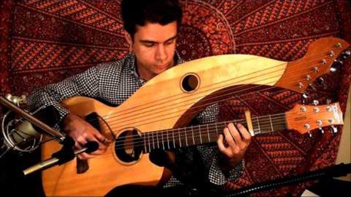Godfather Theme - Harp Guitar - Ebow - Jamie Dupuis