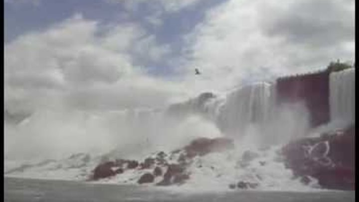 Niagara Falls. USA - Canada. Америка - Канада, Ниагарский Водопад.