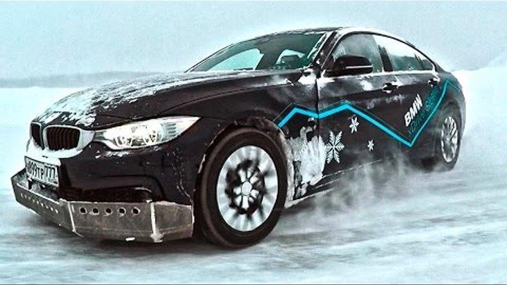 УБИТЬ полный привод BMW ДРИФТОМ? Жёсткие испытания X Drive в СИБИРИ. Тест драйв БМВ 3 и 4 Серии