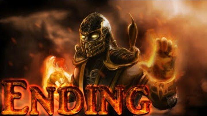 Mortal Kombat 9 Scorpion Story Ending 2011