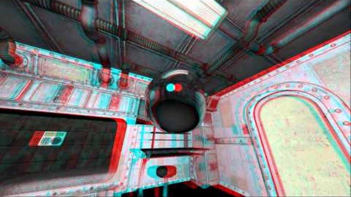 3D дискотека (ролик)