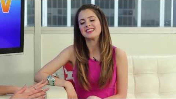"Laura Marano Interview - ""Austin & Ally"" Season 2 & 3"
