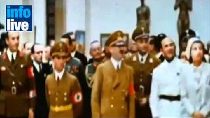 Раскрыты документы о психическом состоянии Гитлера