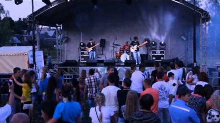 """Выступление группы """"Лейсвер"""" на фестивале """"Viva Braslav!"""" (6.7.13)"""
