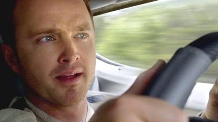 Жажда скорости (Need for Speed) — Третий русский трейлер фильма! (HD)