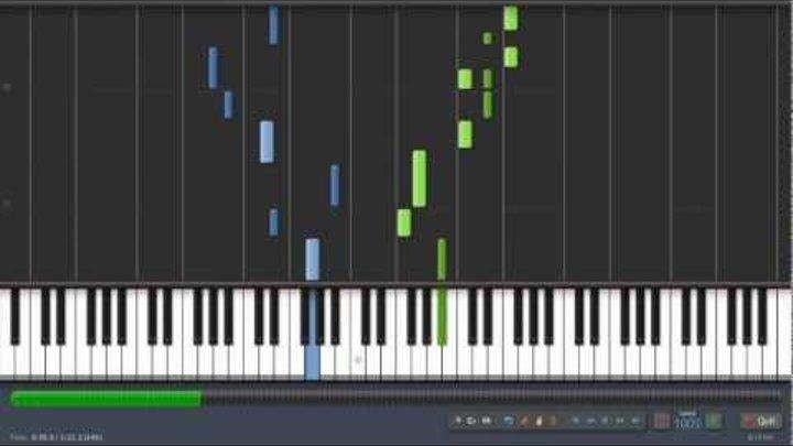Resonance (Piano) HD