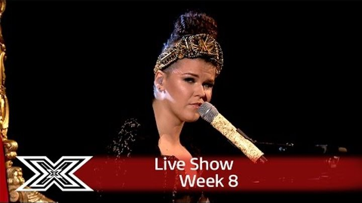 Saara Aalto goes Abba with Winner Takes it All! | Live Shows Week 8 | The X Factor UK 2016