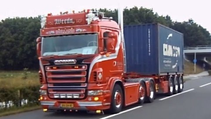 best of Scania V8 sound 2013 - 2015 open and loud pipes saves lifes