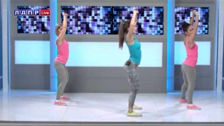 Танцы с Шошиной на ЛДПР Live 3 серия