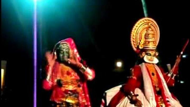 Искусство Индийского танца. Видео презентация.