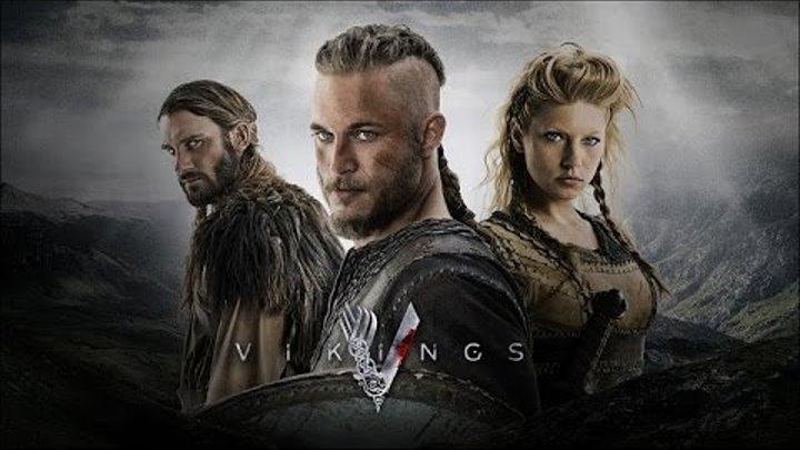Викинги 4 сезон ( 2016) трейлер
