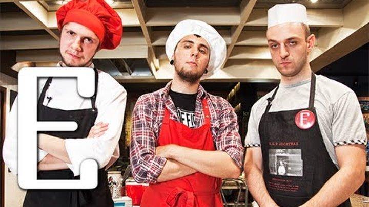Бургеры (Макс +100500) — рецепт Едим ТВ
