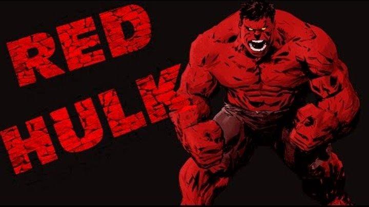 Красный Халк \ RED HULK