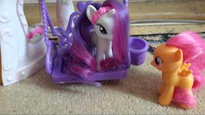 My Little Pony. Принцесса и нищенка (1 сезон 8 серия).