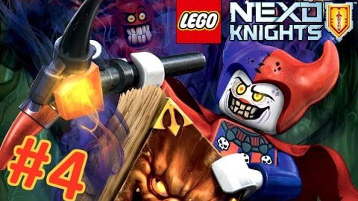 Lego Nexo Knights Merlok 2.0 на русском языке. Прохождение игры Лего Нексо Кнайтс. Кока Плей