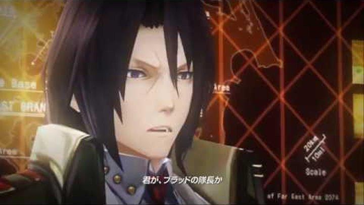 "『GOD EATER 2 RAGE BURST(ゴッドイーター2 レイジバースト)』最新PV ""TGS 2014""公開Ver."