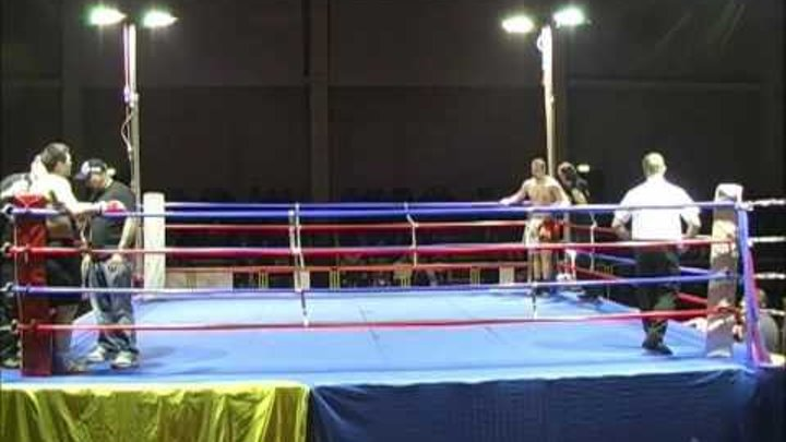 knock out Gribincea vs Valentini k1