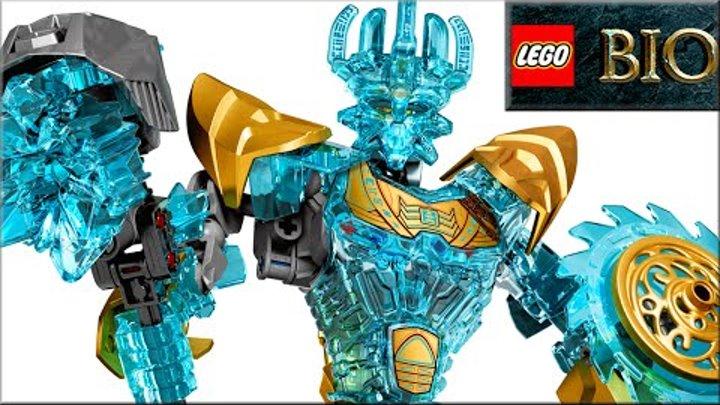 Лего Бионикл 71312 Экиму, Создатель Масок Обзор. Игрушки для детей. Bionicle LEGO Review