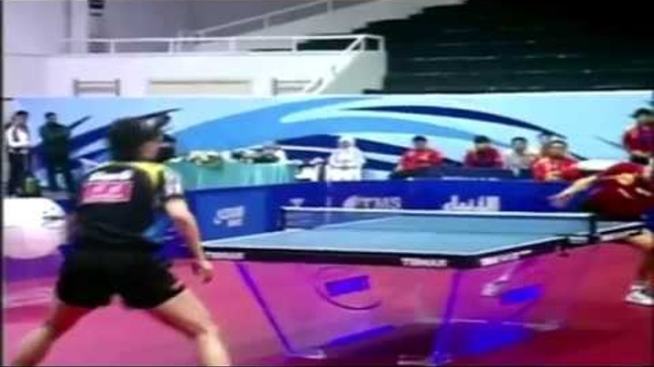 Table Tennis - Owned