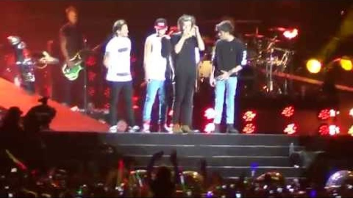 One Direction - What Makes You Beautiful (Where We Are Tour - São Paulo - 11/05/2014)