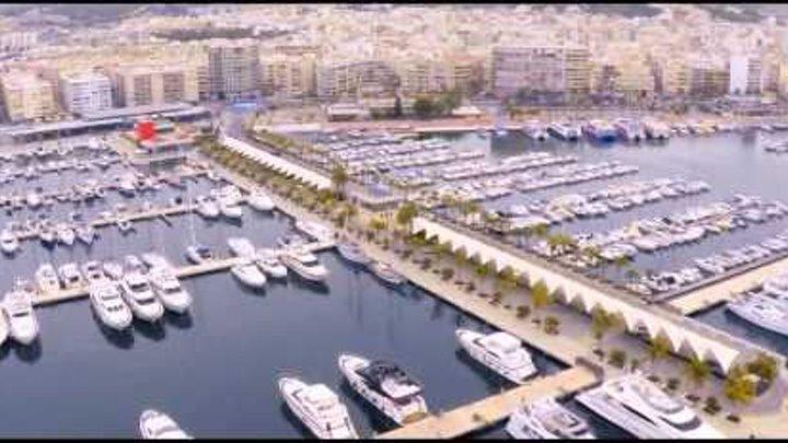 Vista aérea de Santa Pola (Alicante)
