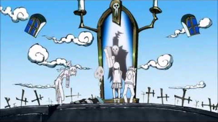 Аниме приколы по Soul Eater