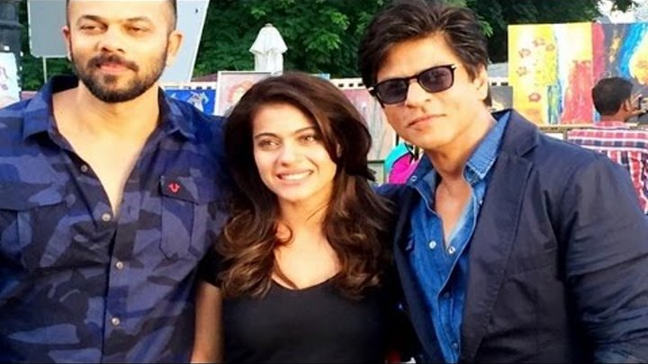 Shahrukh Khan & Kajol New Movie Dilwale FIRST LOOK | Bollywood Upcoming Movies 2015