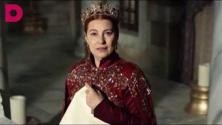 Красивая любовь Султана Сулеймана и Хюррем Султан