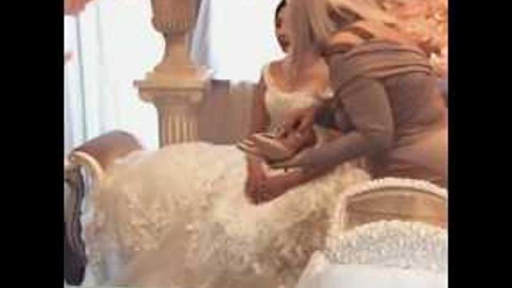Украли туфельку у невесты / Армянские традиции на армянской свадьбе / сборы невесты 2017