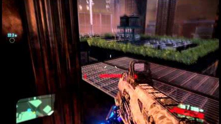 Crysis 2 Прохождение (Миссия 17)