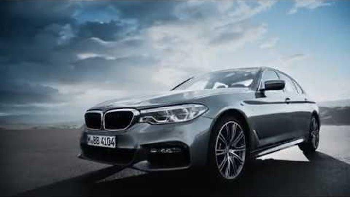 Встречайте новый BMW 5 серии