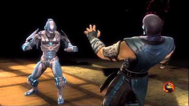 Mortal Kombat 2011 .Fatality.