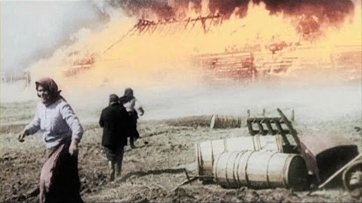 Начало войны (1941 год) - Вторая мировая война в цвете