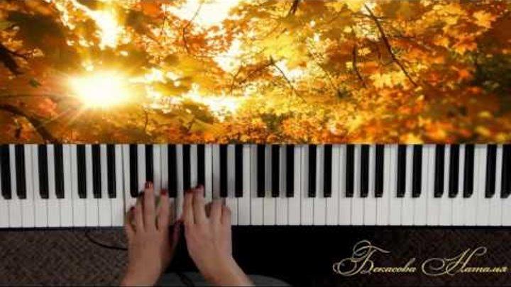 """Виктор Цой """"Спокойная ночь"""" на пианино и еще несколько песен"""