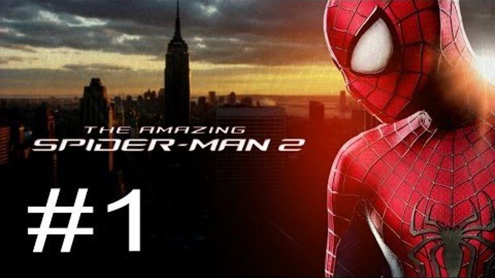 Новый Человек Паук 2 (PC/RUS)-#1 По следу убийцы