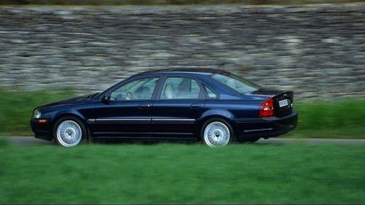 #2444. Volvo S80 D5 2002 (лучшие фото)