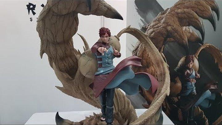 Ryu Studios Naruto Gaara 1/6 Scale Statue STGCC 2017