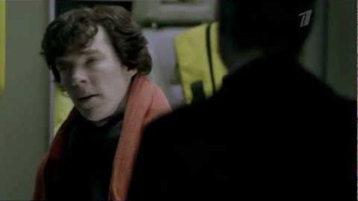 Шерлок Холмс (BBC) Зачем меня вечно укутывают?