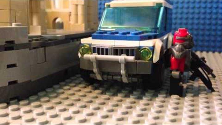 """Lego Stalker Приключения Меченого Охота на артефакт """"Компас"""""""