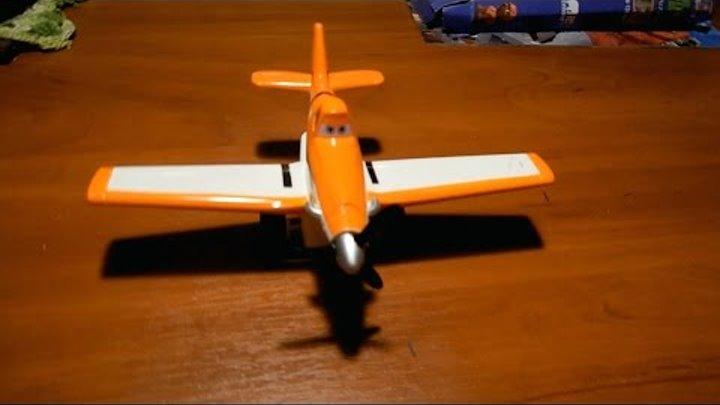 Planes Dusty Crophopper Самолеты Дасти Полейполе